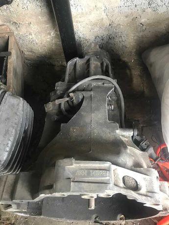 Мкпп audi 80 b3 1.8 2.0 бензин(коробка передач)