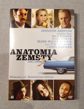 Anatomia zemsty - Jennifer Aniston - film DVD stan idealny