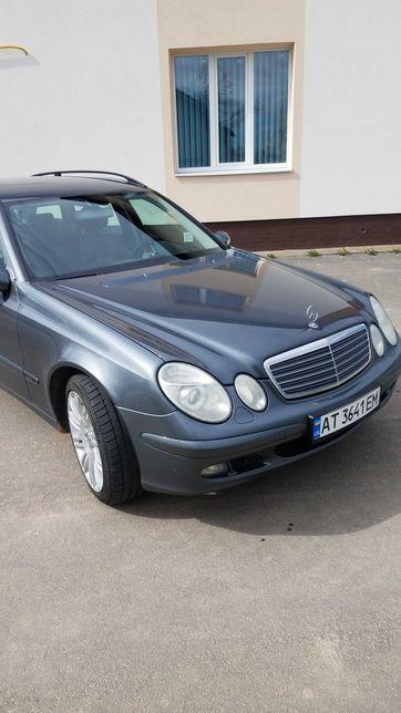 Mercedes w211 E200