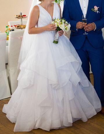 Suknia Ślubna_ MORI LEE 5577