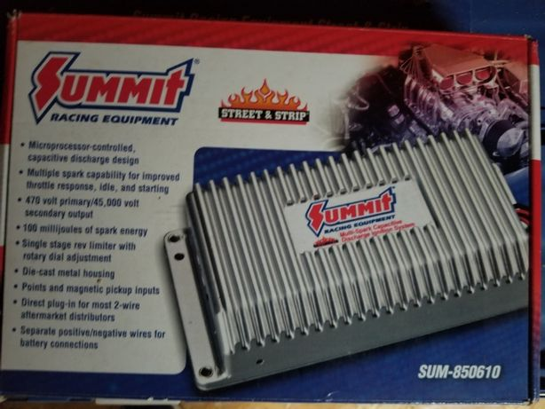 SUM-850610 Cyfrowe pojemnościowe zapłony Summit Racing Tuning