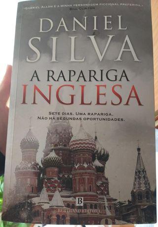 A Rapariga Inglesa - Daniel Silva