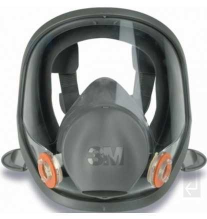 Maska pełna 3M 6899T nowa z filtrami, do malowania i szpachlowania