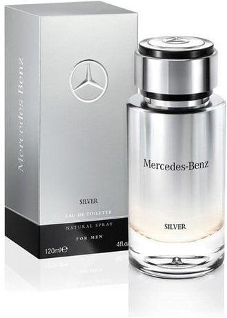 Mercedes-benz Silver 120 Ml Edt Produkt