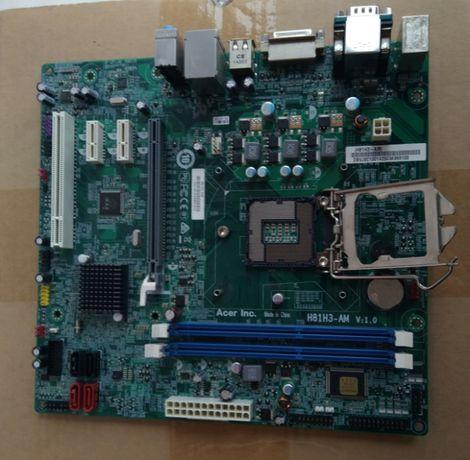Материнская плата H81h3-am (s1150 cокет Intel H81)