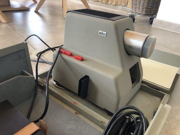Braun проектор