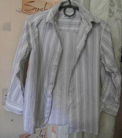 Рубашка в 1-ый класс на 6-7 лет