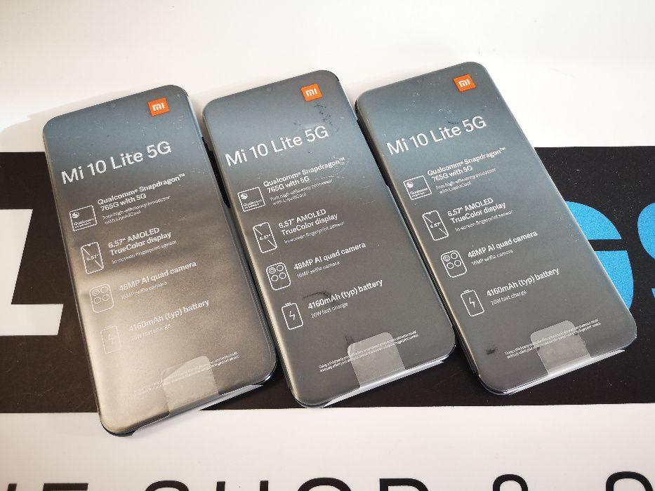 SKLEP Nowy Xiaomi Mi 10 Lite 5G 6gb 128gb 4160mAh Balticgsm Gdańsk - image 1