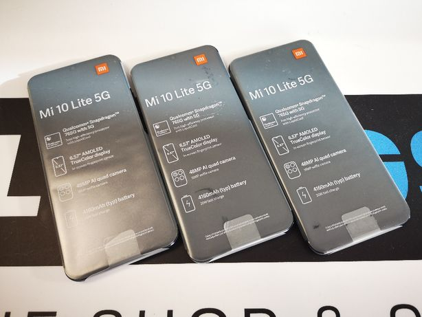 Nowy Xiaomi Mi 10 Lite 5G 6gb 128gb 4160mAh Balticgsm
