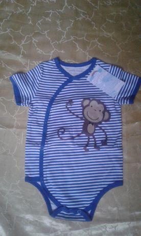 детская одежда: Боди новый. Детские вещи;  Одежда для новорожденных/