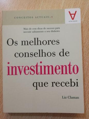 Os melhores conselhos de investimento que recebi de Liz Claman livro