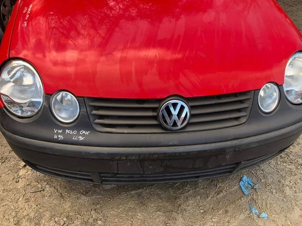 PAS Przedni Chłodnica VW POLO IV 9N 01r-05r 1.4 TDI
