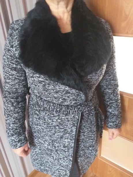 Elegancki zimowy płaszczyk
