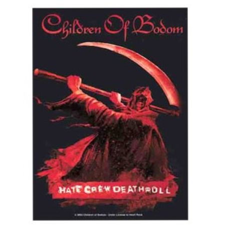 Children Of Bodom - Bandeira Hate Crew