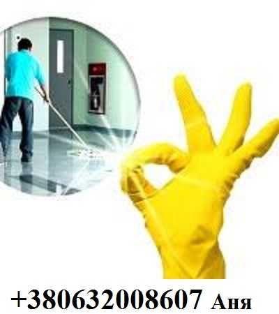 Уборка квартир, домов, офисов, генеральная уборка. ВИННИЦА