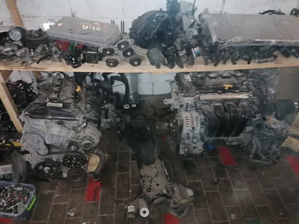 Двигатель Hyundai Elantra G4N