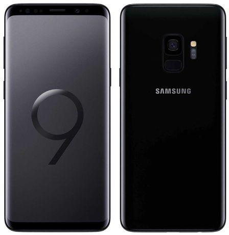 Samsung Galaxy S9 64GB Midnight Black  Czarny