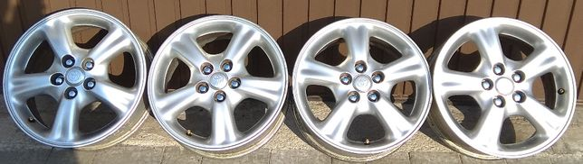 "Felgi aluminiowe 15"" Toyota"