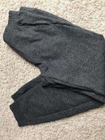Spodnie dresowe męskie chlopięce Decathlon r. M