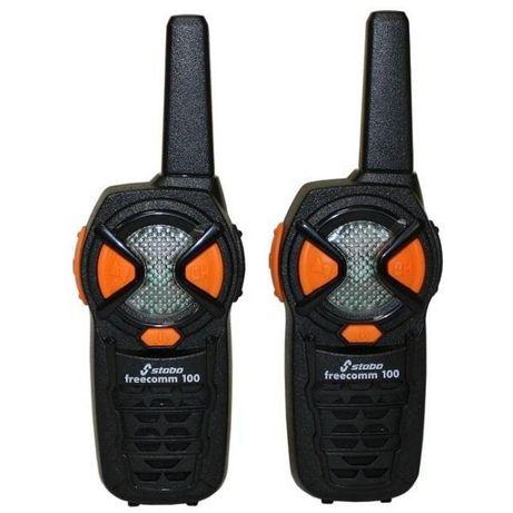 Рация stabo freecomm 100 PMR radio, 3-5км