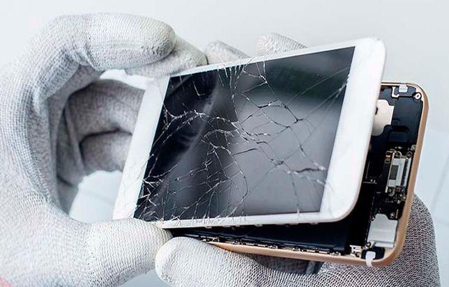 Замена стекла iPhone 6s/7/8 с гарантией 12 месяцев от магазина