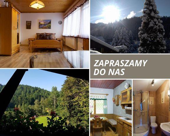 Noclegi/Andrychów/Targanice/Energylandia/Las/Góry/Rzyki/55zł/os.