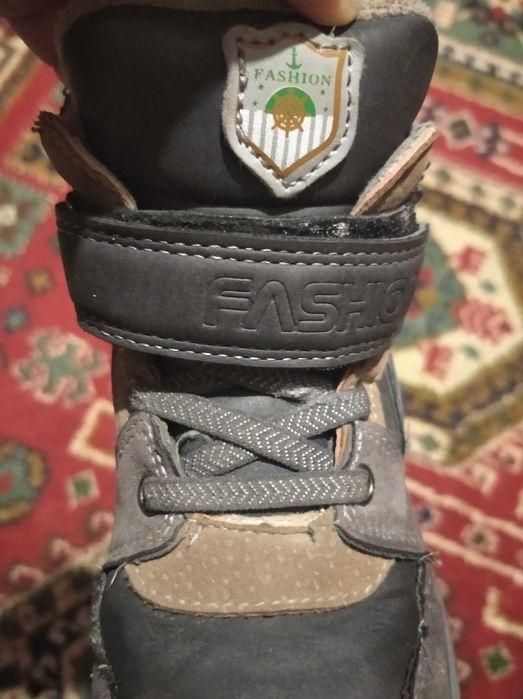 Чобітки зимові  Demar та фабричне взуття fashion Львов - изображение 1