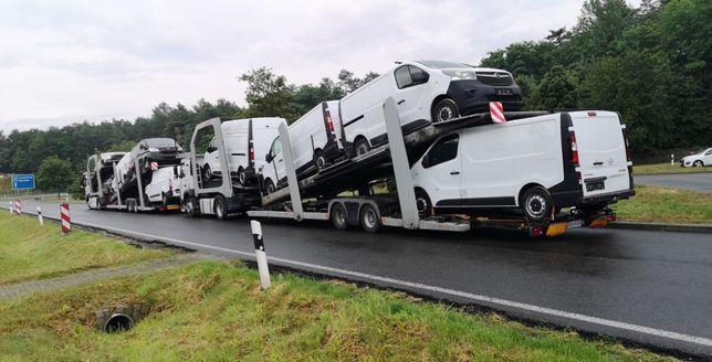 transport aut / Bremerhaven - Europa / autolaweta