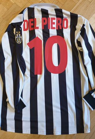 Koszulka Juventus home 98/99 XL #10 Del Piero Kappa