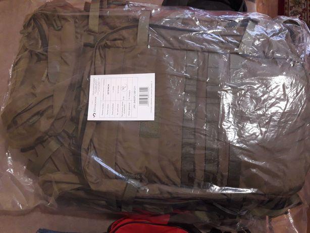 Plecak/ Zasobnik piechoty górskiej wzór 987B/MON