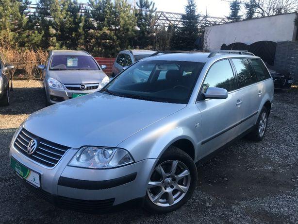 VW Passat LIFT 2001 rok 4-Motion 1,9 TDI 130 KM KLIMA ALUFELGI 6-BIEGÓ