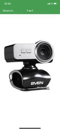 Веб-камера sven ic 650