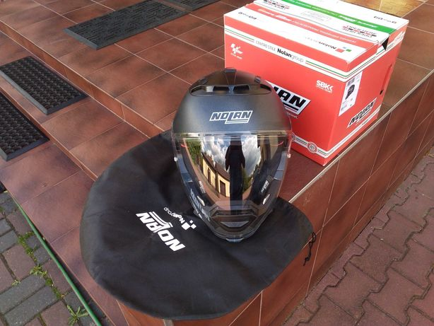 Kask motocyklowy Nolan N44 EVO