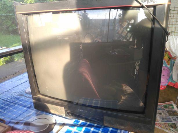 Telewizor na czesci trilux