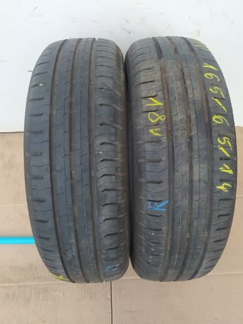 2x 165/65 R14 79T Continental Eco Contact 5 2018r