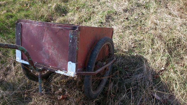 Wózek gospodarczy - ogrodniczy + narzędzia loft