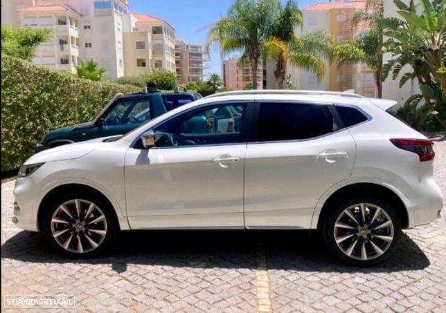 Nissan Qashqai 1.3 DIG-T Tekna+ DCT