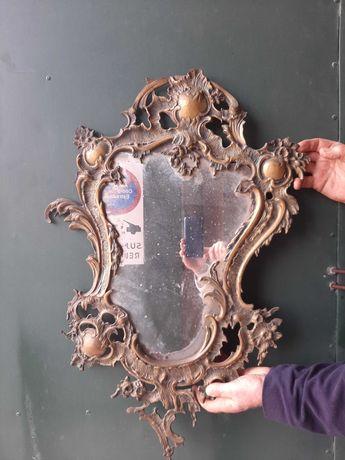 Espelhos em talha dourada
