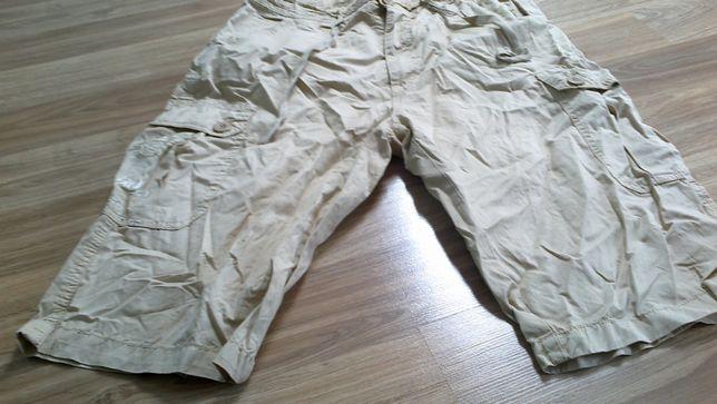 spodnie damskie krótkie 100% bawełna