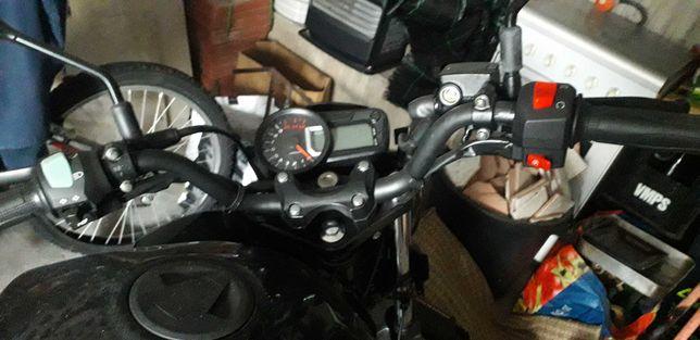 Yamaha zontes 125z