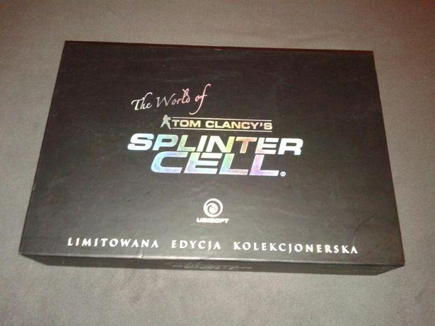 The World of T Clancy's Splinter Cell Limitowana Edycja Kolekcjonerska