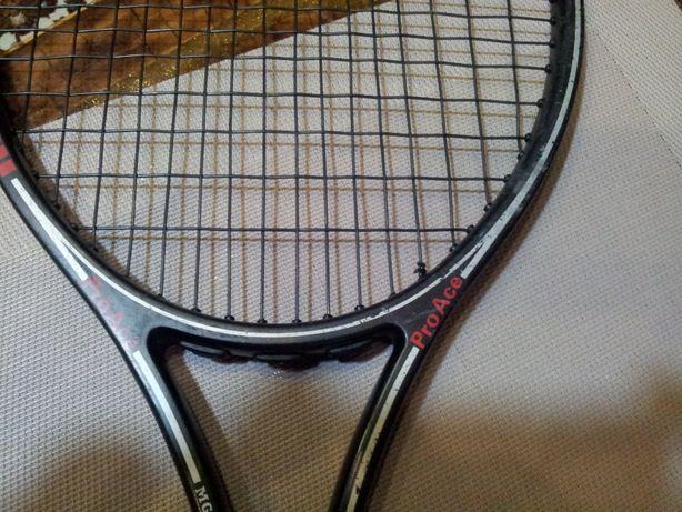 rakieta do tenisa ziemnego