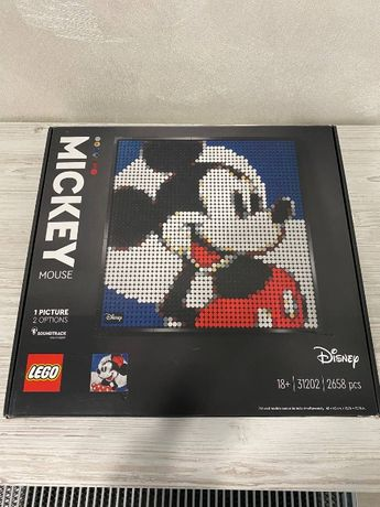 LEGO Disney's Mickey Mouse (31202)