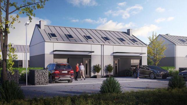 Mieszkanie 80,08 m² z ogrodem !! Osiedle z garażami !!