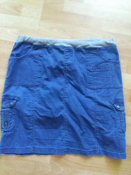 Spódnica jeansowa rozm 46
