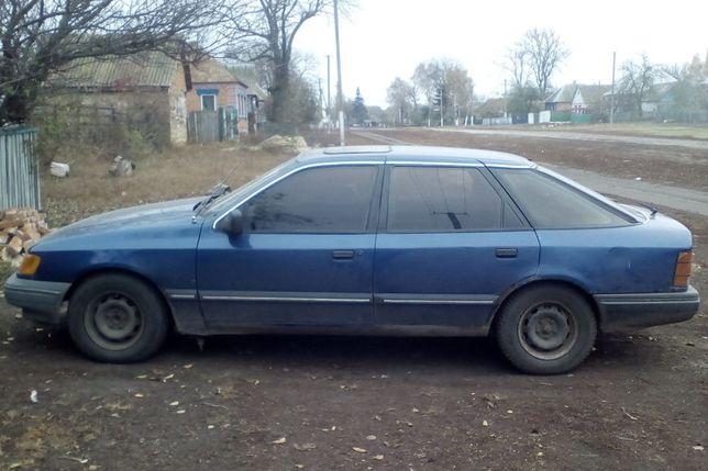 Разбираю форд скорпио 2.5 дизель 1987 года