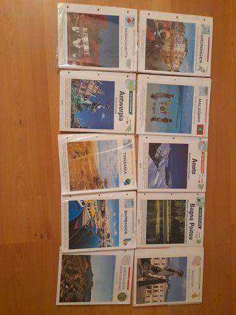 De Agostini karty kolekcjonerskie