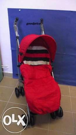 Wózek Dla Dzieci Mamas & Papas Czerwony, Jak Nowy