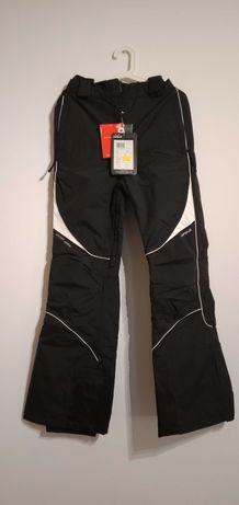 spodnie damskie narciarskie L 40 Campus Izis czarne nowe
