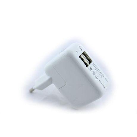 Адаптер зарядка iPad 220V на 2 USB iPhone For IP 2USB Apple,новая.
